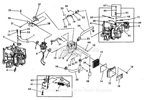 generac parts diagram generac 862 1 parts diagram for engine accessories