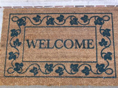 Welcome Rug by File Welcome Mat 2 Jpg