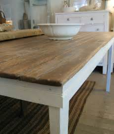 Farmhouse Kitchen Table Mignonne Handmade Farm Tables Galore