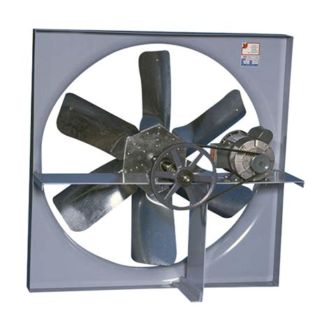 belt drive wall exhaust fan canarm belt drive wall exhaust fan with cabinet back