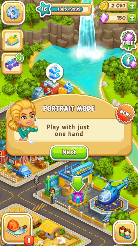 download game android venture towns mod cartoon city 2 farm to town android apps on google play