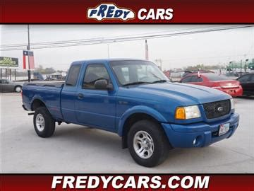 Ottos Auto Sales by 2001 Ford Ranger For Sale Texas Carsforsale