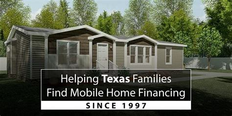 mobile home loans financing our team can help you find it