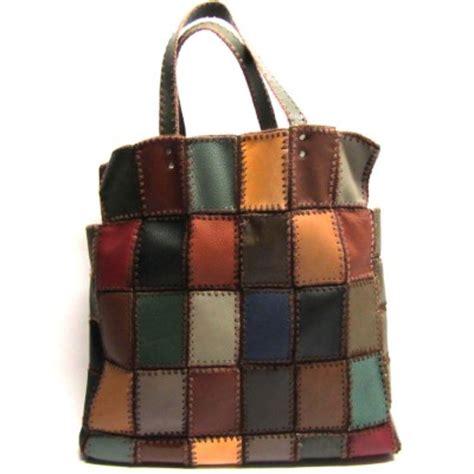 Tas Vintage M patchwork vintage tas tassen 23006 doortje