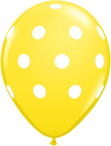 Sale Balon Polkadot Per Pack 11 quot polka dot balloon