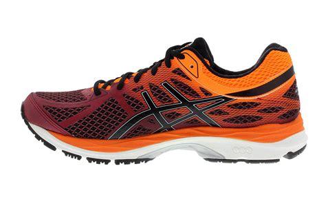 Sepatu Asics Fluidride jual asics gel cumulus 17 orange original