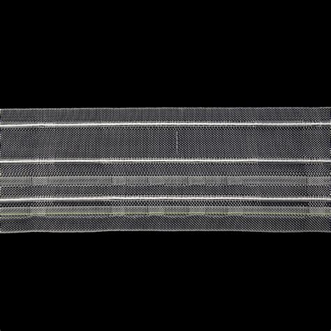 drapery supply 2 3 4 quot transparent pinch pleat 55yd drapery tapes