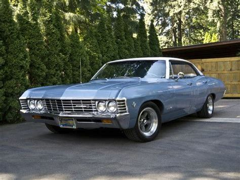 1967 Impala 4 Door by Buy Used 1967 Chevrolet Impala 4 Door Hardtop Sport Sedan