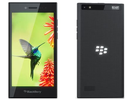 Blackberry Leap Rom 16gb Ram 2gb 5 Bnib New Diskon blackberry leap launched at rs 21 490 in india specs