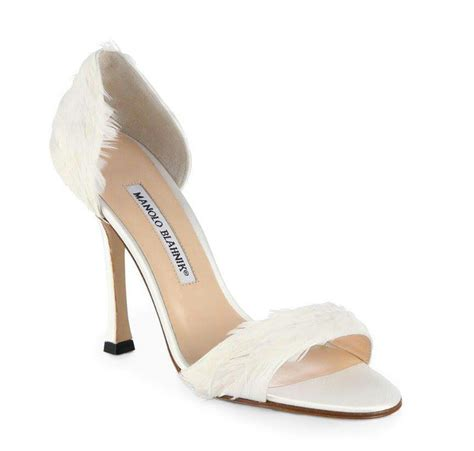 Wedding Shoes Manolo Blahnik by Manolo Blahnik Bridal Shoes Manolo Blahnik Bridal