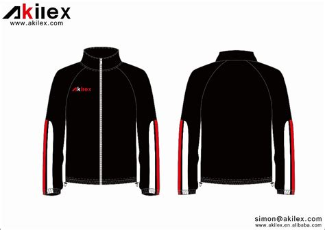 design jacket low hot sale free design customized design jacket with low