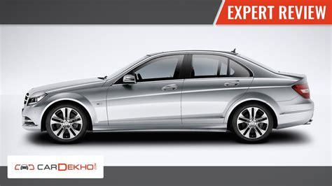 Mercedes C200 2014 2014 mercedes c200 expert review cardekho