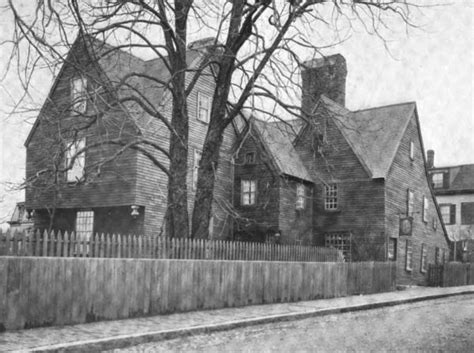 the house of the seven gables the project gutenberg ebook of historic homes of new england by mary h northend
