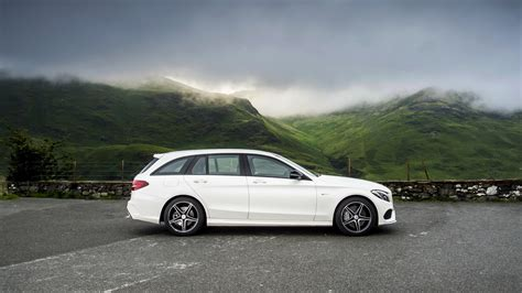 mercedes amg  matic estate  review car magazine