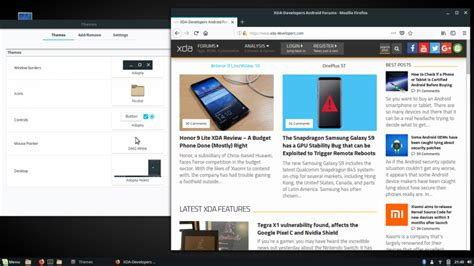 theme google chrome running man native linux apps in chrome os will have a slick electric
