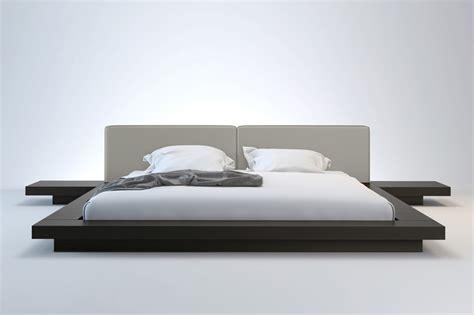 Japanese Platform Bed Arata Japanese Platform Bed Haikudesigns