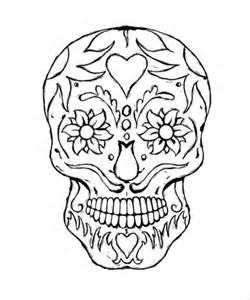 draw templates skull drawing template 14 free pdf documents
