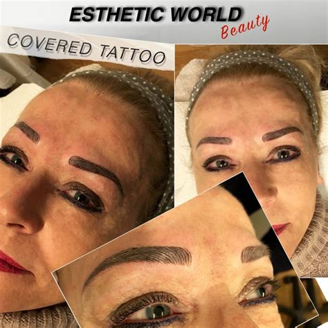 purple tattoo removal best 25 shapes of eyebrows ideas on