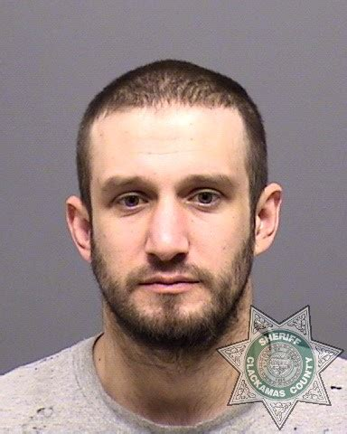 County Arrest Records Oregon Robert Cole Parmelee Inmate 32017007033 Clackamas County Near Oregon City Or