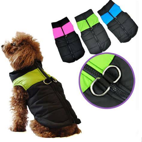 Pet S Hoodie Sweatshirt Winter Warm Clothes Jacket Coat Puppy Appa 8 size s 5xl warm clothes pet padded jacket coat for small and large dogs winter pet