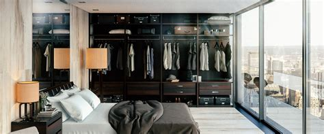 open bedroom closet design 20 beautiful exles of bedrooms with attached wardrobes