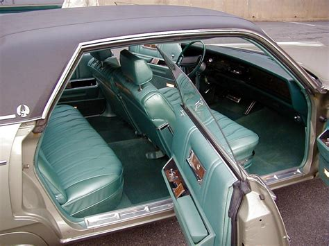 chrysler imperial interior pictures