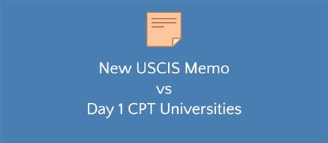 Mba Cpt From Day 1 by Potential Impact Day 1 Cpt Universities Vs New Unlawful