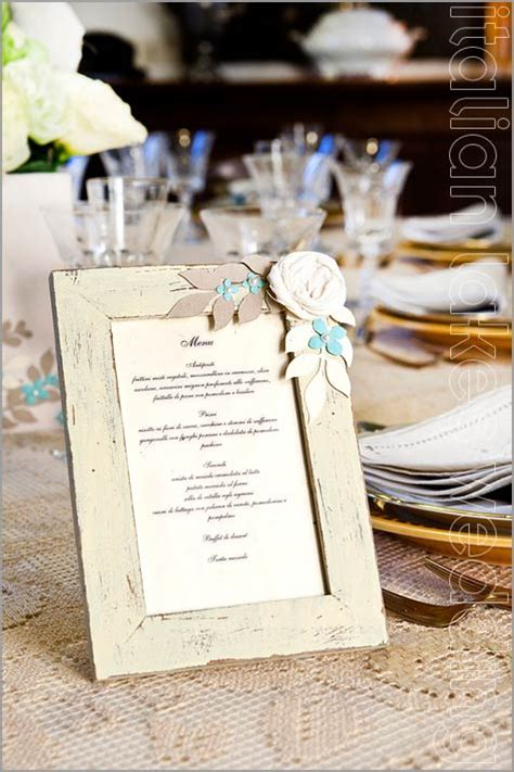 shabby chic weddings in italy