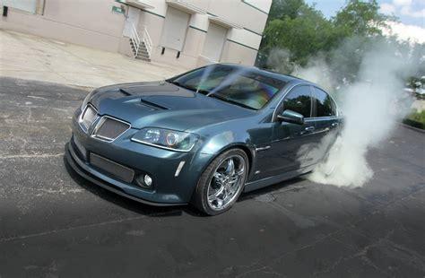 Pontiac G8 Gt Performance 2009 pontiac g8 gt autos post