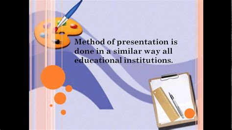 free education powerpoint template download for school or