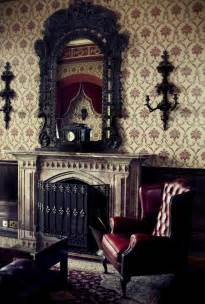 Gothic Home Decor by 18 Cool Gothic Living Room Designs Digsdigs