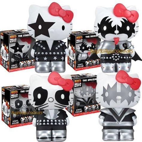 Figure Hello Crossover Sanrio Costume Set 4 322 best funko figurines images on comic con