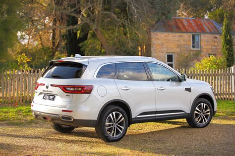 renault koleos 2017 review 2017 renault koleos review caradvice