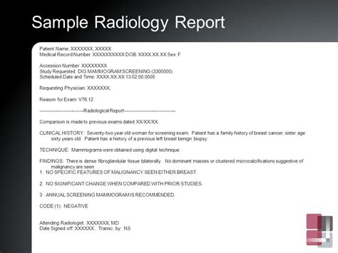 radiology report template bionlp information extraction from radiology reports