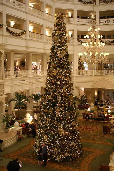 grand floridian christmas tree grand floridian decorations 2008 photo 2 of 15