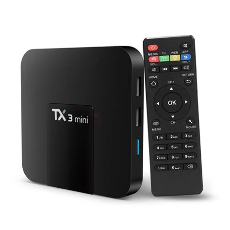 android mini tx3 mini 4k tv box android 7 1 amlogic s905w 1g 16g wifi