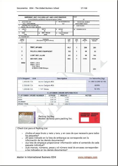 Wp Site Search Pro V160919 20557 documentos comercio exterior documentos de comercio exterior pack list