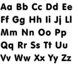 font templates to print printable alphabet cut outs letters of the alphabet to