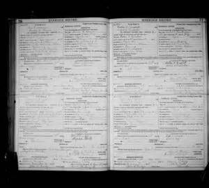 Ross County Ohio Marriage Records Joseph Kemper B 1844 Wikitree Free Family Tree