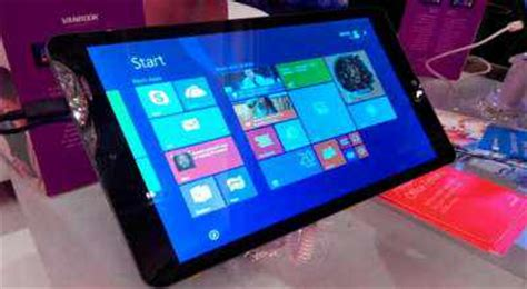 Tablet Advan Windows Terbaru advan vanbook w100 tablet windows 8 1 harga 2 4 jutaan