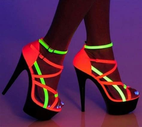 glow in the paint shoes 241 best glow images on black lights faces