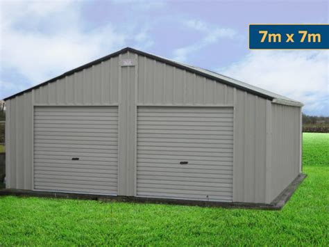 Garage Galway by Steel Garages Garages Ireland Metal Garages Garages