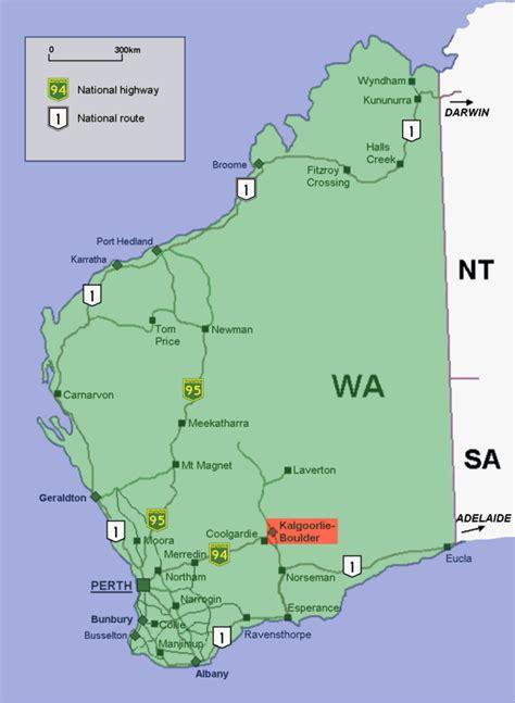 australia in map file kalgoorlie map jpg wikimedia commons