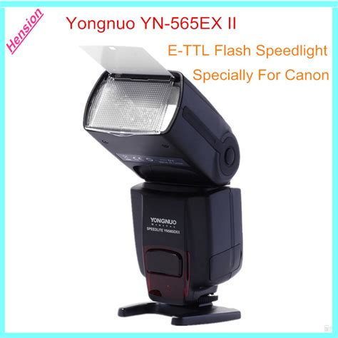 Yongnuo Yn 565ex yongnuo yn 565ex ii yn565ex yn 565 ex ii ettl e ttl flash speedlight speedlite for canon and for