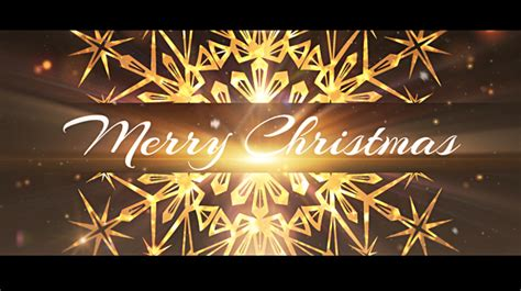 Elegant Christmas Greetings by SUPER 8   VideoHive
