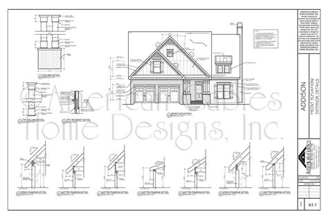 house plan exles house plan exles american gables home designs