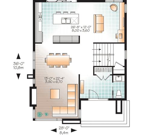 Small Home Floor Plans Canada Stately Modern 21998dr 2nd Floor Master Suite Cad