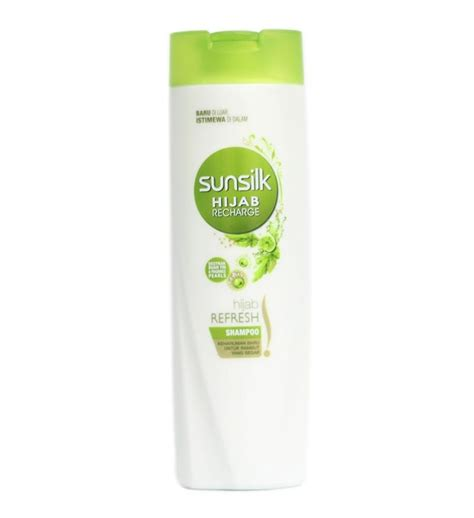 Pelembab Rambut Sunsilk sunsilk shoo refresh 170ml