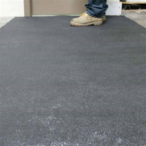 Floor Tuff by Quot Tuff N Lastic Quot Anti Slip Flooring The Rubber Flooring