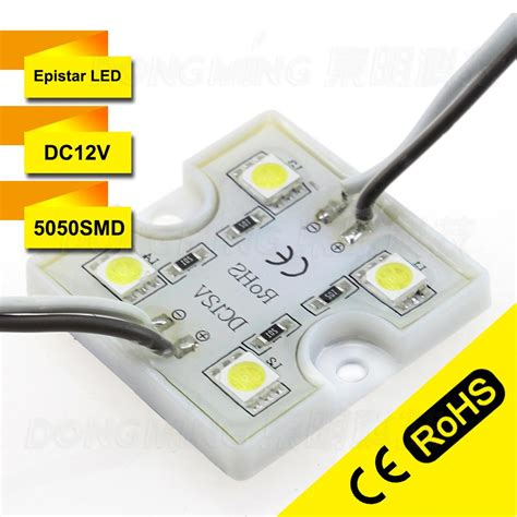 Jual Led Module Smd 5050 Led Modules Led Signage Lighting Channel Letter 4 Led Smd 5050 Waterproof Led Light Module